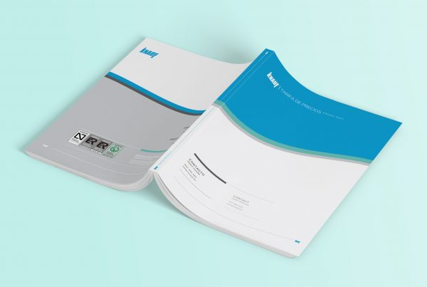 Diseño Editorial La Paralela Agencia Creativa KNAUF III